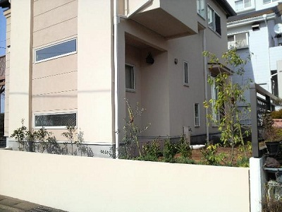 横須賀市 荒崎の庭
