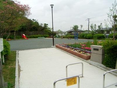 荒井沢公園施設改良工事