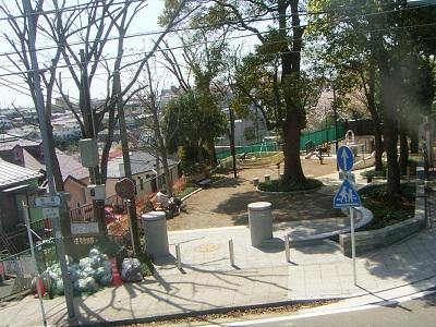 地蔵坂公園施設改良工事