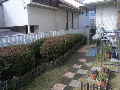 栄区柏陽の庭