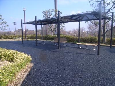 今川公園一部再整備工事